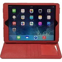 Étui et Présentoir Folio pour le iPad Air (Rouge)
