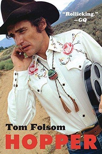 Hopper: A Savage American Journey by Tom Folsom (2013-11-19)