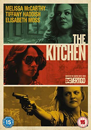 The Kitchen [DVD] [2019]