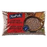 Nupak Light Red Kidney Beans, 2Kg