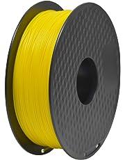 PLA Filament 1.75mm, Geeetech 3D Printer PLA Filament,1.75mm,1kg per Spool, Yellow