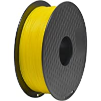 GEEETECH PLA Filament 1.75mm 1Kg spool for 3D Printer,Vacuum Packaging,Yellow