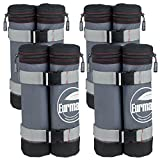 Eurmax New Weight Bags for Ez Pop up Canopy Instant Shelter, Sand Bags, Set of 4