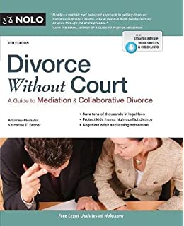 How to do your own divorce in california in 2017 an essential divorce without court a guide to mediation and collaborative divorce solutioingenieria Choice Image