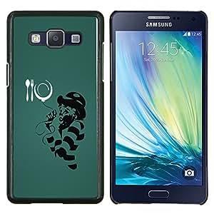 EJOOY---Cubierta de la caja de protección para la piel dura ** Samsung Galaxy A5 A5000 ** --Divertido Mc Ilustración