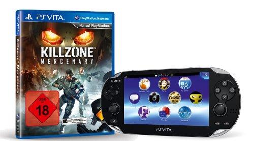 Konsole Sony Playstation Vita Wifi/3G Inkl Killzone ...