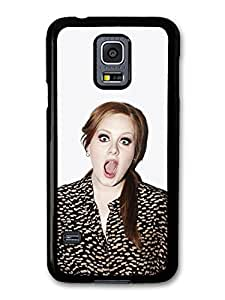 Adele Photoshoot Funny Face case for Samsung Galaxy S5 mini