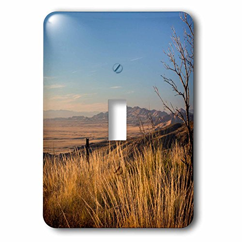 Danita Delimont - Arizona - Arizona, Chiricahua National Monument. Sugarloaf Mountain - Light Switch Covers - single toggle switch - Outlet Sugarloaf