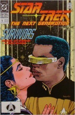 Star Trek The Next Generation Survivors