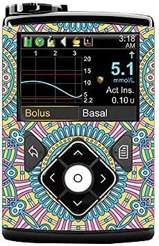 Medtronic 640G - Adhesivo de vinilo (boho): Amazon.es: Salud y ...