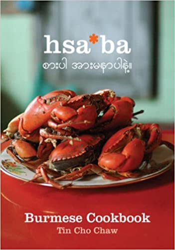 Book Hsaba: Burmese Cookbook