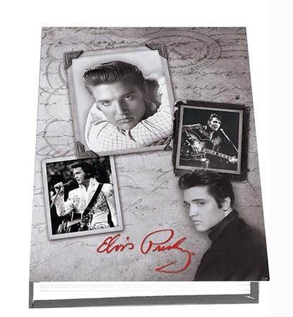 Midsouth Products Elvis Presley Photo Album Frames with Letters