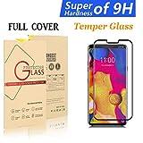 LG V40 ThinQ Case, LG V40 Case, With [Tempered