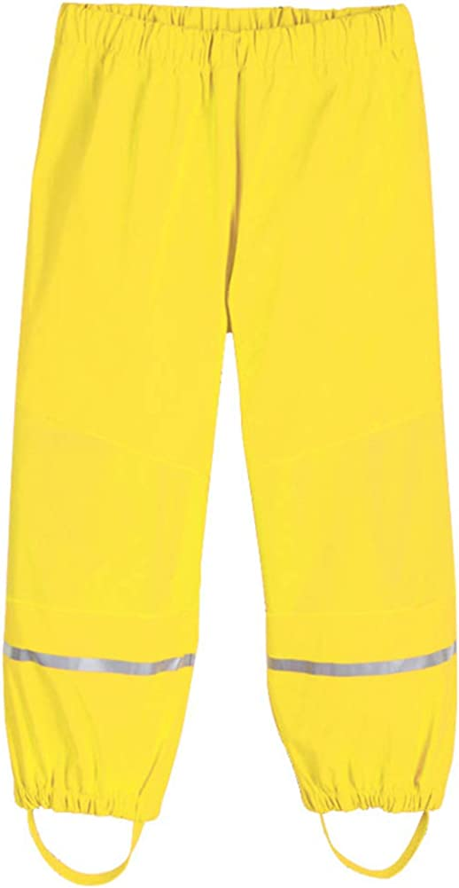 G-Kids Childrens Girls Boys Rain Dungarees Waterproof Dungarees Mud Trousers Very Breathable