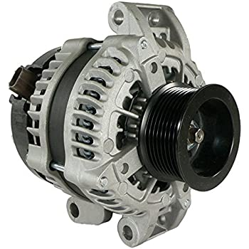 DB Electrical AND0456 New Alternator For 6.4L 6.4 Ford F Series Pickup Diesel 08 09 10 2008 2009 2010, F450 Super Duty 08 09 10 2008 2009 2010 ND021080-0240 ...
