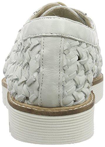 Stringate xyxyx Bianco Donna Bianco Up Lace Scarpe wUfUtq