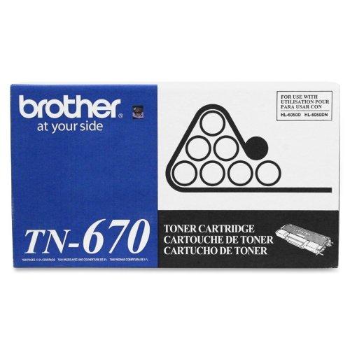 BRTTN670 - TN670 High-Yield Toner (Yield Tn670 High)