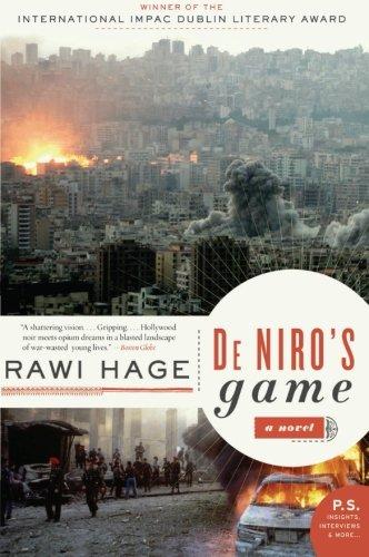 De Niro's Game: A Novel (P.S.)
