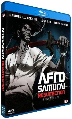 Afro Samurai : Resurrection - Edition Standard [Blu-ray]
