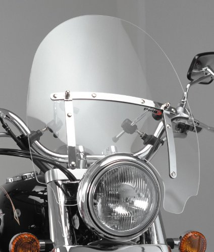 Motorrad Windschild Windschutz Puig Daytona III Suzuki Intruder VS 1400 86-03