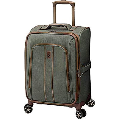 London Fog Newcastle 20 Inch Expandable Carry-On Spinner