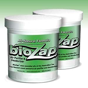 Amazon Com Biozap Air Purifier Amp Deodorizer 2 Pack 2 Lbs