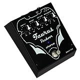 Taurus Amplification VechoorBL Bass Chorus Effect Pedal, Black Line
