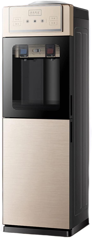 Dispensador de Agua Fria de Carga Superior, Asiento Inteligente Desmontable 3 configuraciones de Temperatura: Caliente fría y Agua de la Sala para la Escuela de Oficina en Casa