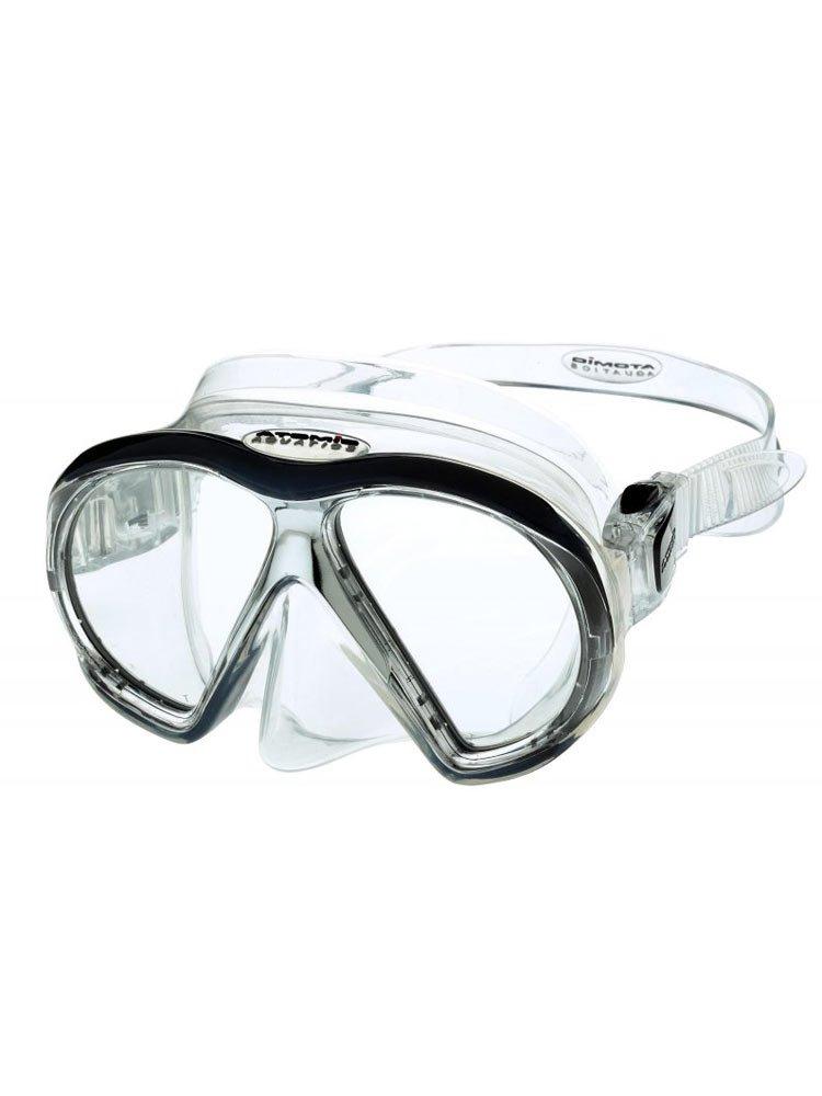 Atomic Aquatics SubFrame Mask Clear//Black