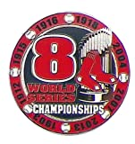 Boston Red Sox Eight Time World Series Champions Pin