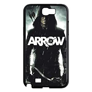 Arrow Samsung Galaxy N2 7100 Cell Phone Case Black gift pp001_6429518