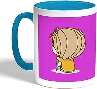 كوب سيراميك للقهوة أو الشاي، ماركة ديكالاك، mug-TRQ-03133