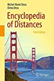 Encyclopedia of Distances, Deza, Michel-Marie and Deza, Elena, 3662443414