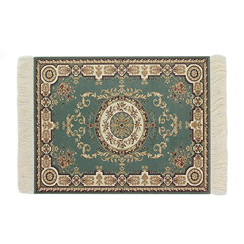 - Kotoyas Persian Style Carpet Mouse Pad, Several Images (Oriental Green)
