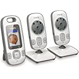 VTech VM312-2 Video Baby Monitor with Patrol-Screen...