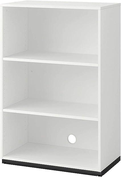 IK IKEA Galant - Estantería de Color Blanco, 80 x 120 cm ...