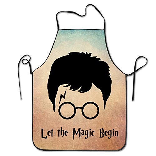 SAMMOI Harry Potter Personality Overhand Apron One Size by SAMMOI