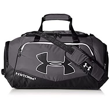Under Armour Storm Undeniable II SM Duffle, Graphite (040), One Size