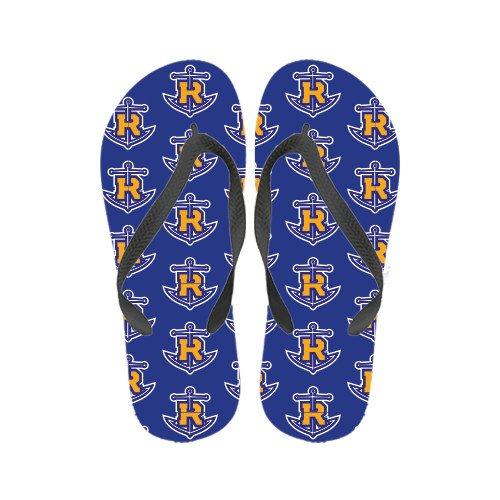 Rollins Damer Fyrfärg Flip Flops Officiella Logotypen