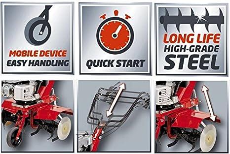 Motoazada/Tractor/motocultor 4, 0HP Einhell - GC-MT 3060 LD ...