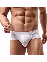 HOT Sale!Canserin Men's Sexy Shorts Bulge Pouch soft Boxer Briefs