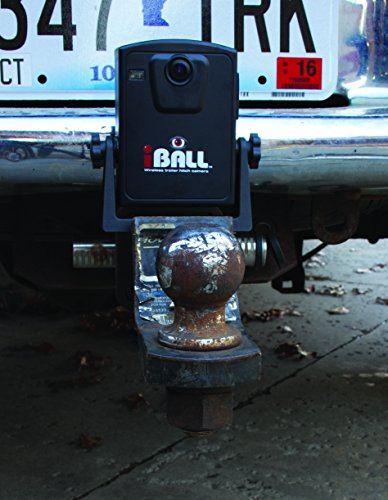 iBall 5.8GHz Wireless Magnetic Trailer Hitch Car Truck Rear View Camera LCD Monitor by IBALL (Image #4)