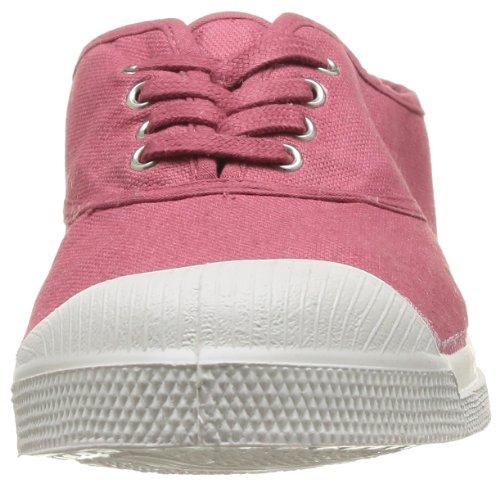 Zapatos Rose Lacet Bensimon de Tennis 438 Thé cordones Mujer 75Y5qEgwvx