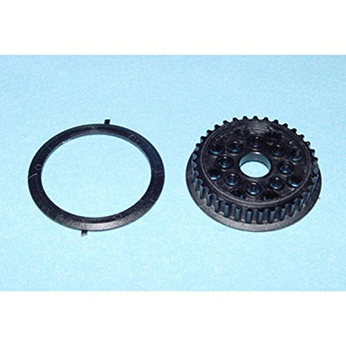 Ball Diff Pulley,35T: TRF415 ()