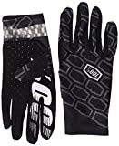 100% Celium Gloves Timing Black, M - Men's