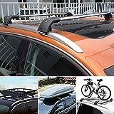 MotorFansClub Crossbars Fit for Lexus NX NX200