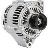 DB Electrical AND0372 New Alternator For 4.0L 4.0 Jaguar Vanden Plas, XJ8 Xjr Xj XK8 Xkr 97 98 99 00 01 02 03 1997 1998 1999 2000 2001 2002 2003 ND210-0421 101211-7630 101211-7631 101211-7632 13758