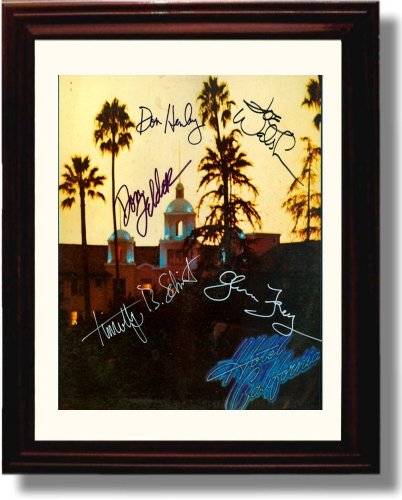 hotel california eagles poster - 4