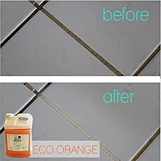 Eco Orange 32-Ounce Concentrate - before and after 2