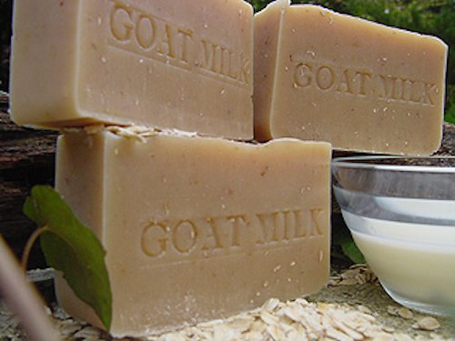 Cp Bases (Organic Goat Milk and Oatmeal CP Soap Making Kit 3 Lbs.)